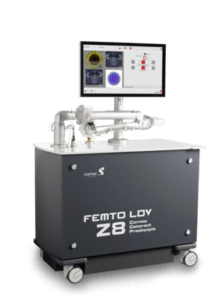 FEMO LDV Z8 LASIK technology