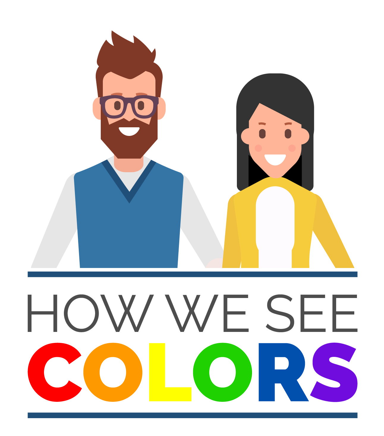 How We See Colors Cover Image